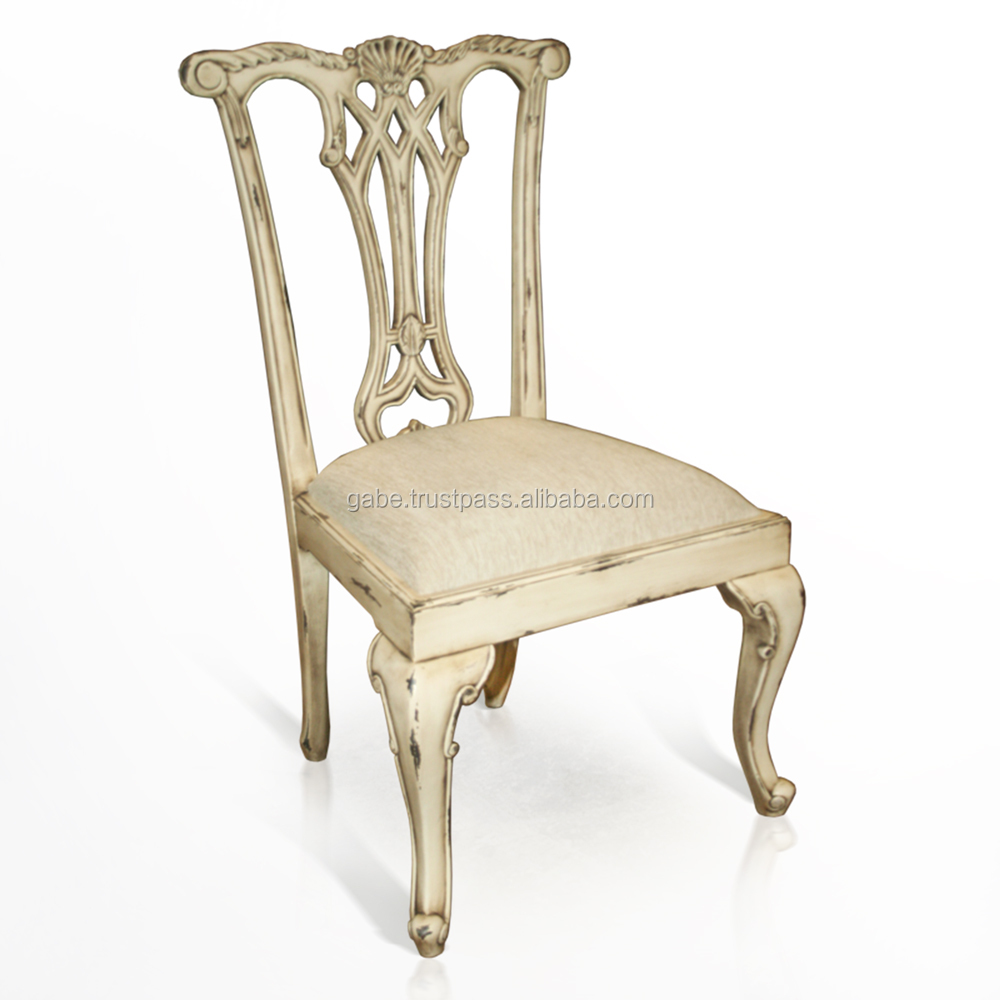 Remarkable Chippendale Chair White Antique Distressed Chippendale Chairs Chippendale Furniture View Chippendale Chairs None Product Details From Pt Gabe Theyellowbook Wood Chair Design Ideas Theyellowbookinfo