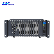 32 Port FXS/<span class=keywords><strong>FXO</strong></span>/Suara SIP Analog <span class=keywords><strong>Voip</strong></span> Gateway Lvswitch IPPBX 8000 dengan 10000 + <span class=keywords><strong>VoIP</strong></span> Telepon Ekstensi
