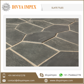 Natural Broken Slate Tiles Price