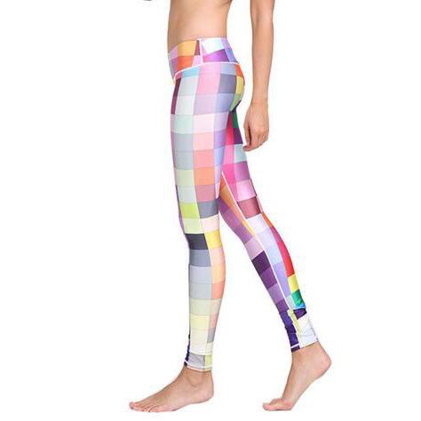 Fashion Style Custom Design Women Tight Pants Lady Sex Fancy Legging Pants