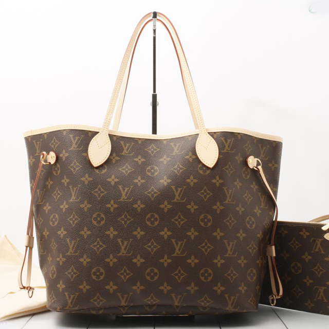 7dfdb6c50999 Used designer Brand Handbag LOUIS VUITTON Neverfull MM M40995 handbags for  Bulksale. Many brands available.