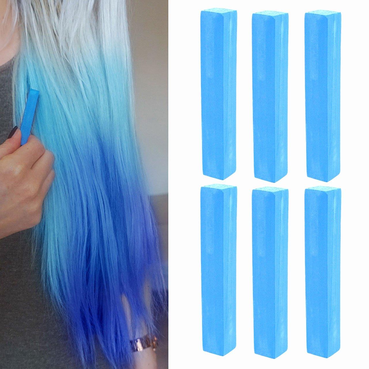 Blue Hair Spray Dye Find