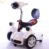 Children's Electric Balance Car With Four Wheels Remote Control Lights Music Baby Bike Wholesale