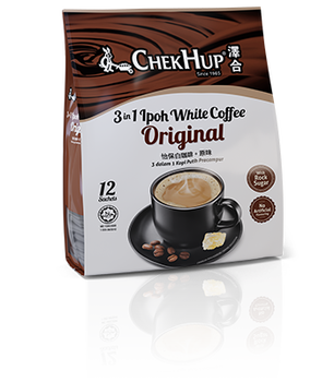 Instant Ipoh White Coffee 3 in 1 Original
