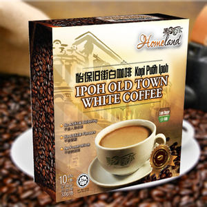 IPOH Best Selling Weight Loss Instant Coffee Production
