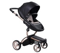 Christmas swift delivery for _NEWLY DESIGNED_Mima Xari Stroller-in Rose Gold Frame