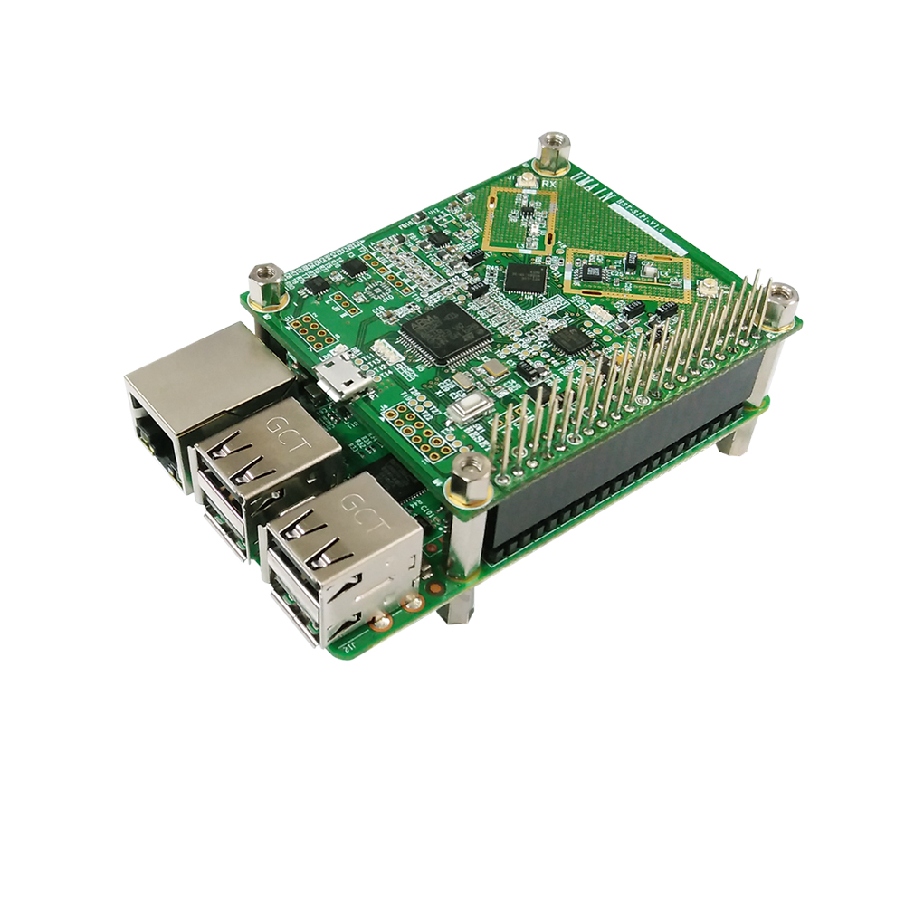 High Quality Radar Implements High-resolution Transmitting With Raspberry  Pi 3 -- Hst-d3 Uwb Radar Sensor Evluation Kit - Buy Radar Sensor With