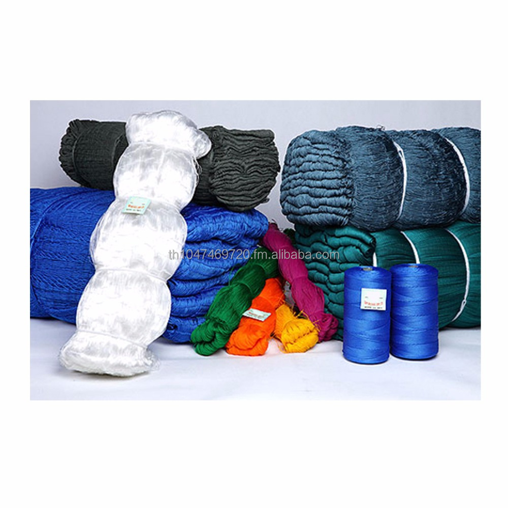 Fishing nets and Rope made in Thailand Manufacturer