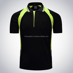 Men Polo T Shirt Casual Short Sleeve Outdoor Sport Breathable Golf Work Tee Tops