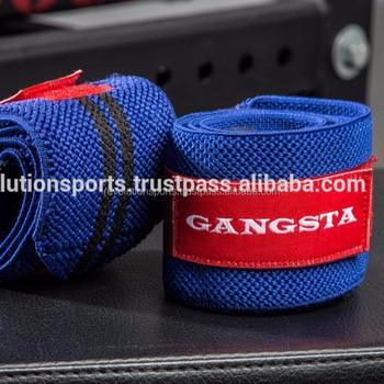 Heavy Gangsta Style Wrist Straps 18