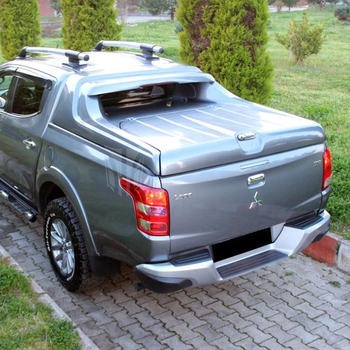 mitsubishi l200 hardtop fullbox persenning - buy harten tonneau