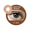 Best Quality Profit-Making FreshTone Supernaturals Bronze no-prescriptive Korean Contact Lenses at low cot and express shipping