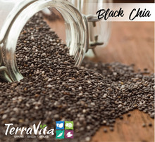 Premium Black Chia Seeds