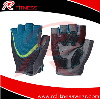Half Finger Cycling Gloves | Buy Weight Lifting Gloves & Hand Supports Online in Pakistan | Gym Gloves