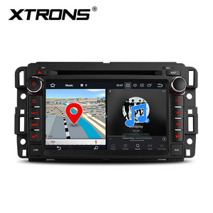 XTRONS China Wholesale Multimedia 7 Inch Android 2Din Car Audio for Chevrolet tahoe/silverado/monte carlo