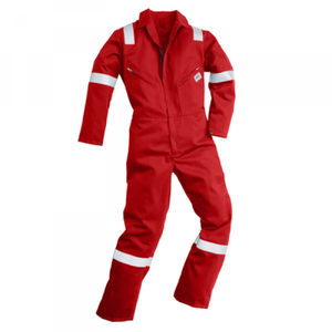 Protective hi vis flame retardant safety coverall Working clothes