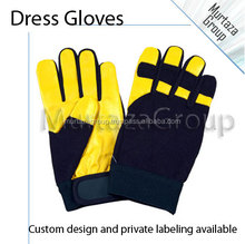Mechanic glove,safety gloves Protective All Purpose Work / Mechanics Leather Gloves