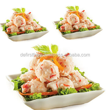 Hot Selling Lobster Ball Steamboat Series Seafood Product