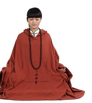 Katuo Meditation Buddhistischen Mit Kapuze Mantel Frauen Männer Outfit Übergroßen Mantel Buy Buddhistischen Kleidung,Buddhistische Mantel,Mann