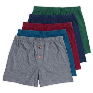 Quality Men's Boxer Short / cheap boxer shorts / plain boxer shorts