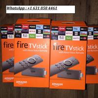 Authentic Classic 100% BRAND NEW Amazon 2017 TV Fire Stick 2nd Generation Alexa Remote SEALED Box