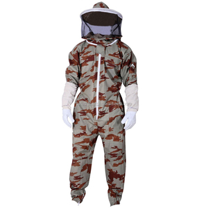 High visibility Camouflage OEM service Professional beekeeping uniform & accessories