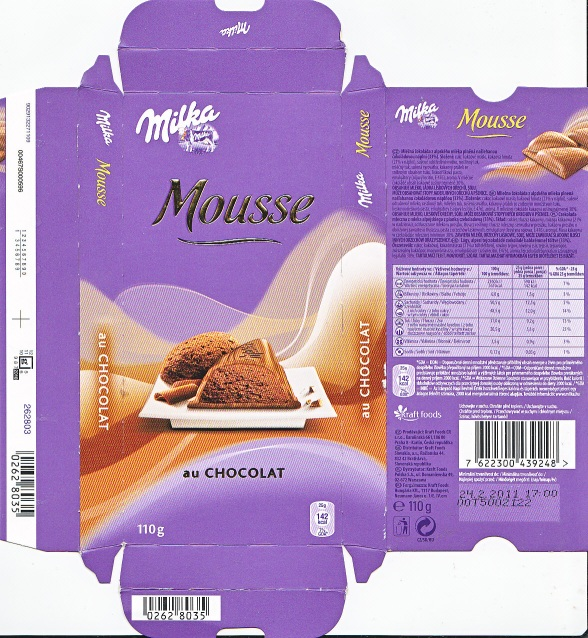 Becoming Milka Chocolate 300g Available