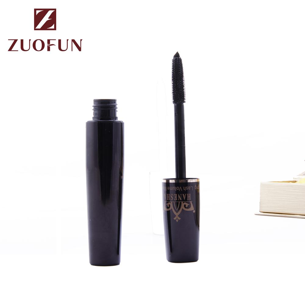 Zuofun 化粧品の高品質卸売木箱 Oem カスタムメイク 3D 繊維眉毛マスカラ