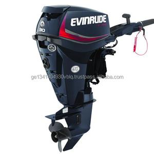 New/Used 2018 best authentic warranty for hot sale original Evinrude 2018  Evinrude E-TEC 30 HP E30DGTL Outboard Motor