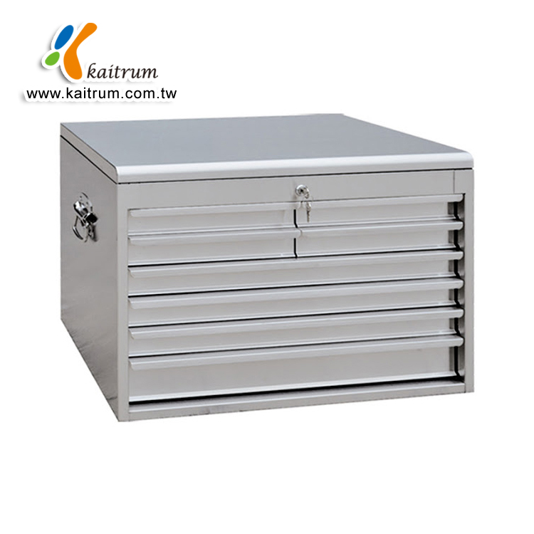 Kaitrum Taiwan Commerical Use Stainless Steel Metal Tool Storage Cabinet And Box