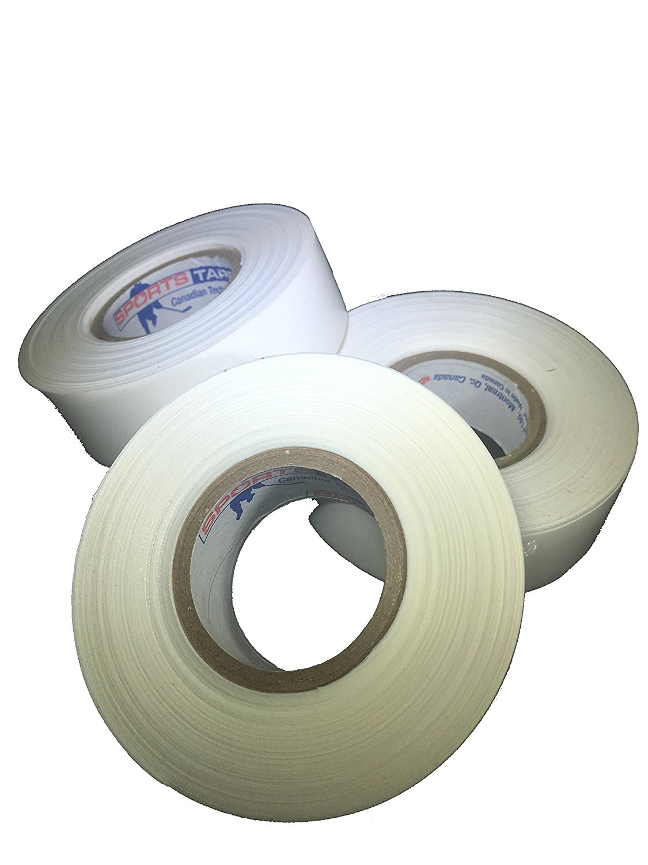 3 Pack Sports Tape Hockey Shin Guard and Soccer Shin Guard Tape Sock Tape