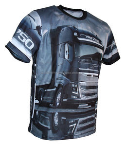 dye sublimation printing 3d t shirts, latest full fashionable custom design print t shirts/ AT PARAGON APPARELS