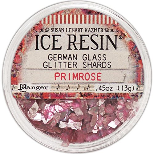 ICE Resin® Primrose Glass Glitter Shards
