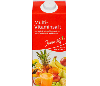 Germany Multivitamin Juice Germany Multivitamin Juice