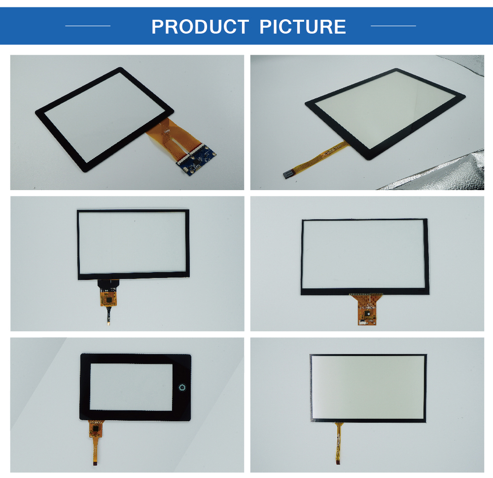 Singway 2.6 inch resistive touch panel screen film & glass