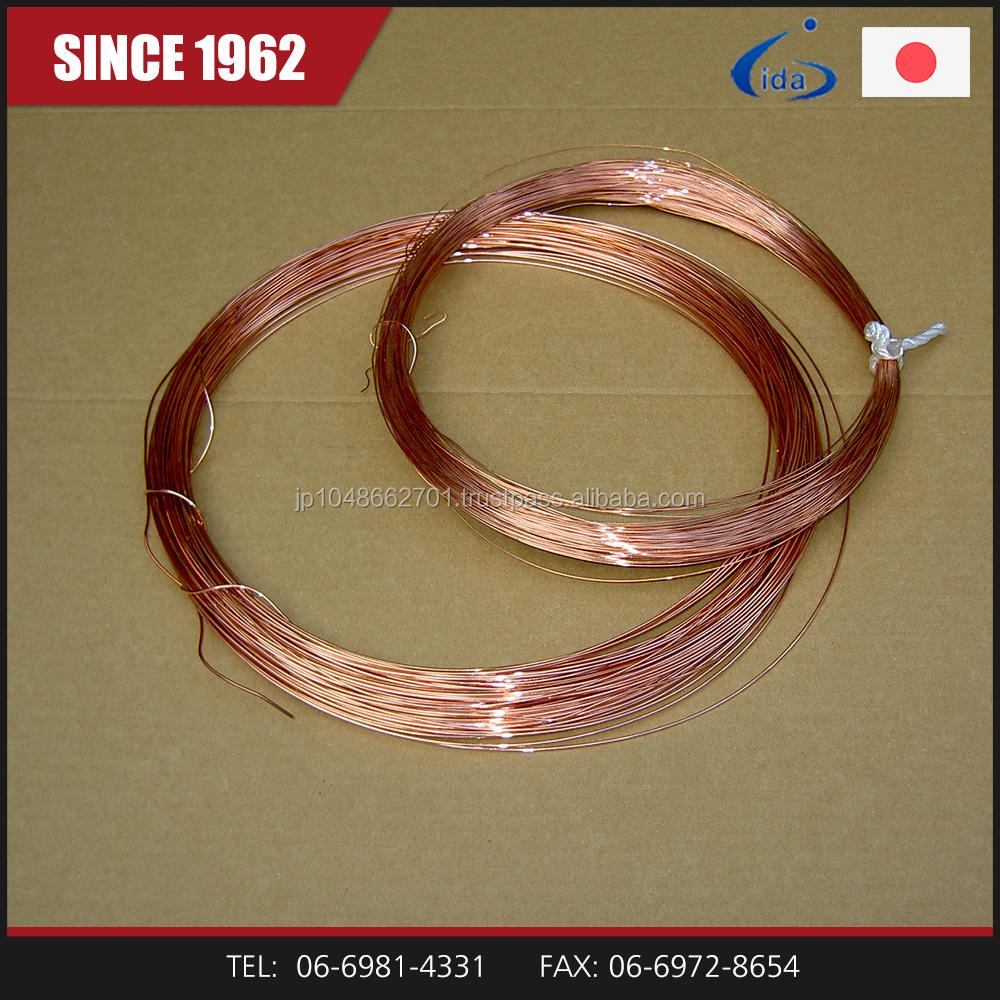 212/Grado Celcius /Alambre de Cobre de esmaltado /Índice de temperatura dual Coat alambre de im/án de esmaltado 0,90/mm x 1000/g/