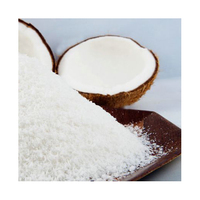 Vietnam desiccated coconut powder low and high fat fine medium grade/ Coconut chips and flakes