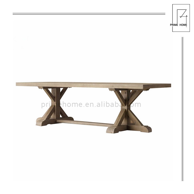 Support customization Cheap hot sale quality dining table wood,dining table,rustic table