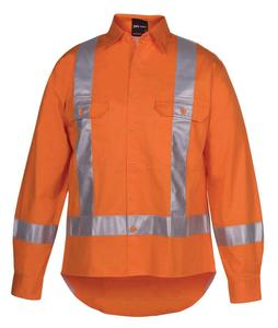 Best selling cheap polyester safety workwear Shirt - workwear Shirts