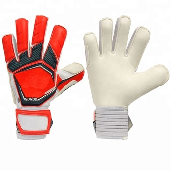 Soft Advanced Goalkeeper Gloves Mens Soccer Goalkeepers Latex Slip Gloves   Professional Goalkeeper Gloves High 2f10f412a