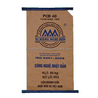 Competitive price 3 layers KPK cement bag