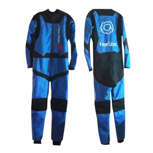 Custom high quality go kart race suit all size color blue accept any color  in sublimation printing