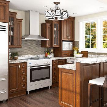 American Style Mini Kitchenette U Shape Small Kitchen Cabinet & American Style Mini Kitchenette U Shape Small Kitchen Cabinet - Buy ...
