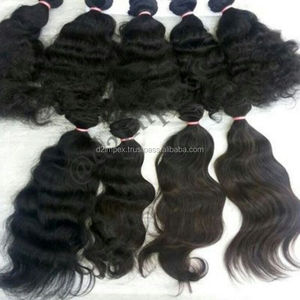 unprocessed 7A indian virgin hair genesis virgin hair