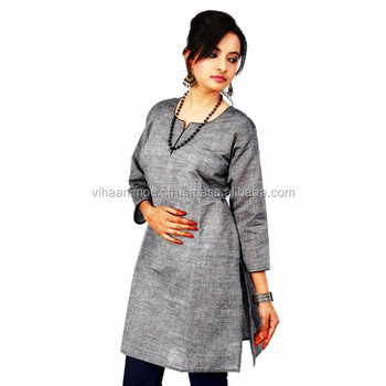 Indian cotton kurtis for women cotton short kurti designs kurta