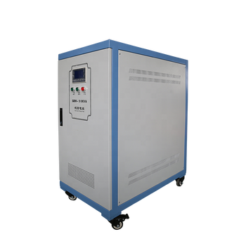 Quality SBW series three phase automatic voltage stabilizer 400kva