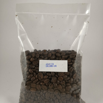 Gold Beverage Columbia Roasted Arabica Coffee beans