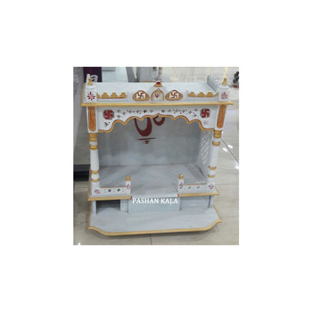 Latest Design Decorative Best Quality White Stone Marble Temple - Buy on