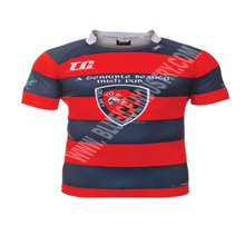 Custom <span class=keywords><strong>Rugby</strong></span> <span class=keywords><strong>Union</strong></span> Team Jersey Ontwerp