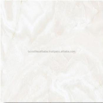 Dyna White Floor Tiles Double Loading Polished Porcelain Vitrified In India 60X120cm Yc01